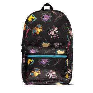 Difuzed Τσάντα Πλάτης AOP Pokemon front