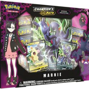 Pokemon Champion's Path Marnie Special Collection