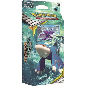 Pokemon Cosmic Eclipse Kyogre Theme Deck