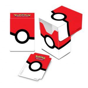 Pokemon Pokeball Theme Ultra Pro Deck-Box