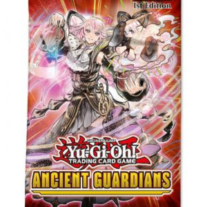 YuGiOh! Ancient Guardians Booster Pack