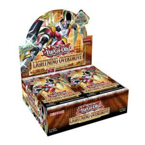 YuGiOh! Lightning Overdrive Booster Box